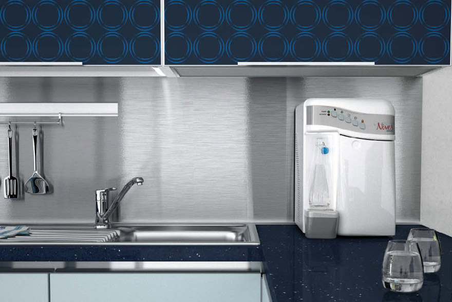 Dispenser acqua - Distributori Acqua alla spina per Bar Ristoranti  H2O