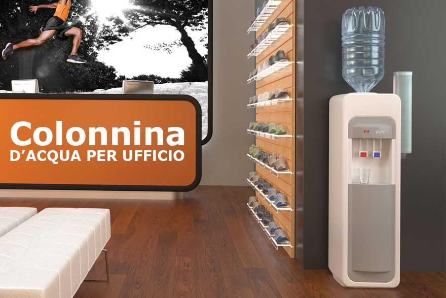 colonnina-acqua - Distributori Acqua alla spina per Bar Ristoranti  H2O