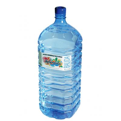 Boccione ottagonale di acqua Splendida - 18 litri - Distributori Acqua alla spina per Bar ...