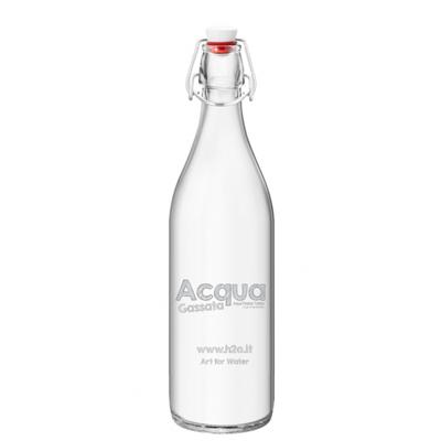 Bottiglia acqua in vetro - modello Giara - Distributori Acqua alla ...