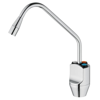 Rubinetto spillatore acqua depurata distributori acqua - Acqua depurata in casa ...