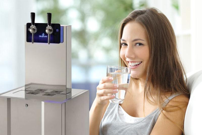 Distributore di acqua potabile per uffici, bar e ristoranti - Prezzi - Distributori Acqua alla ...