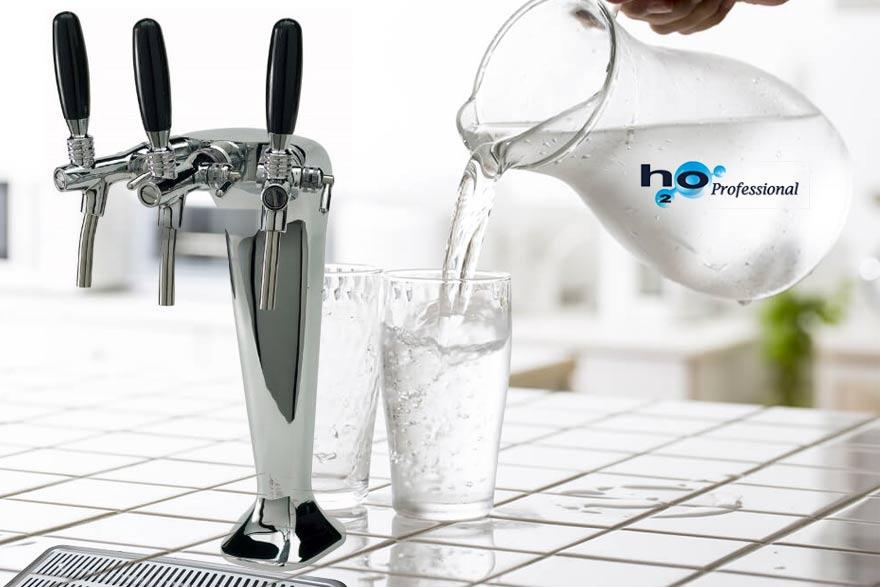 Erogatore acqua gassata sottolavello casa e horeca distributori acqua alla spina per bar - Depurare l acqua di casa ...