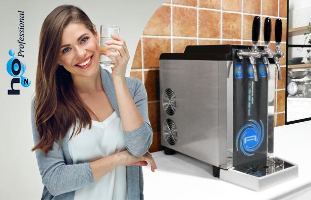 Acqua depurata gasata per locale distributori acqua alla spina per bar ristoranti h2o - Acqua depurata in casa ...