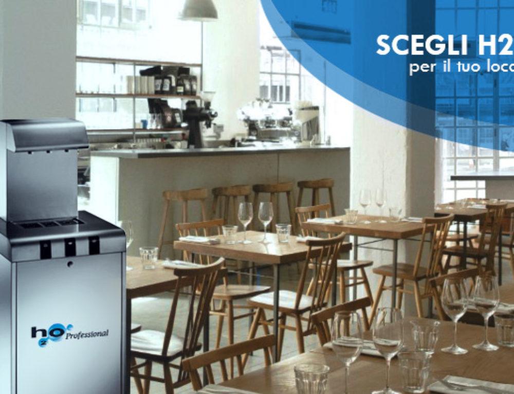 Distributori di acqua refrigerata per uffici e ristoranti