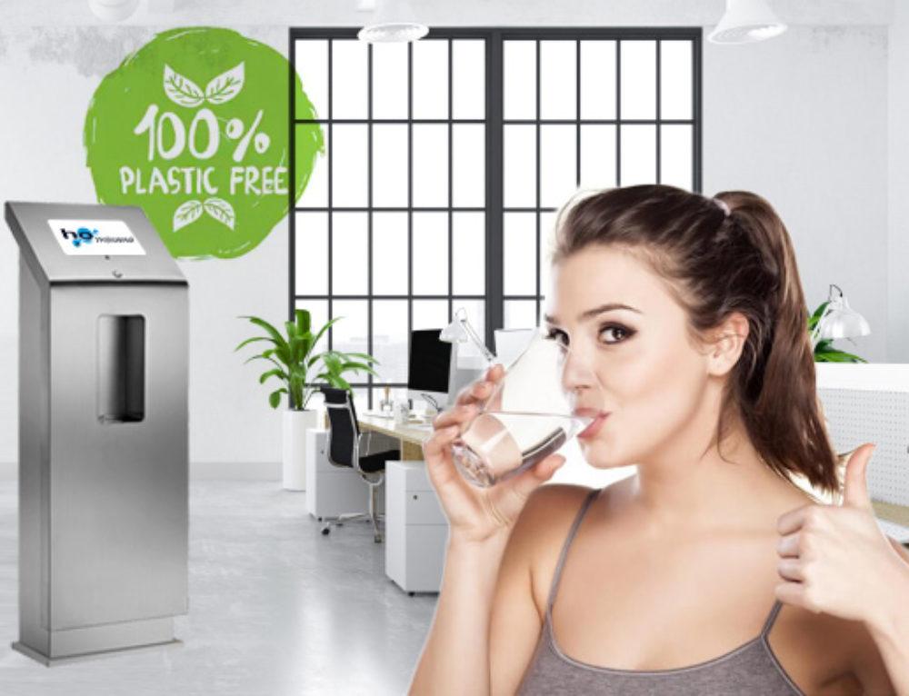 Distributori acqua Plastic Free