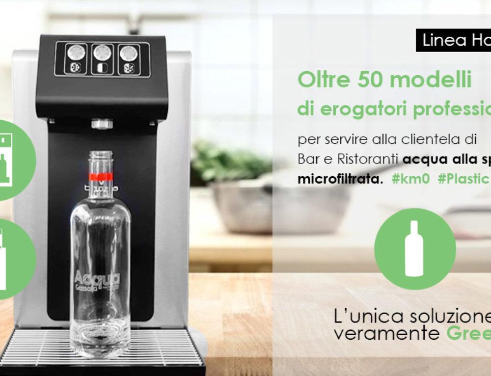 Erogatore acqua professionale prezzo