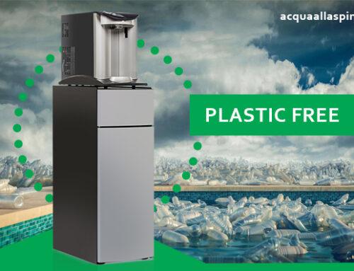 Distributori acqua senza plastica – Plastic Free